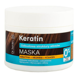 Dr. Santé Hair Mask Keratin, Arginine and Collagen for dull and brittle hair 300 ml