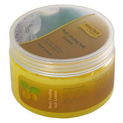 Al Batros, Body Peeling Salt Lemon, 300g