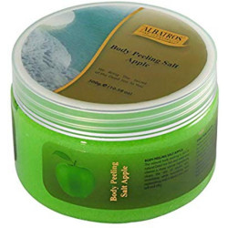 Al Batros, Body Peeling Salt Apple, 300g