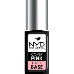 NYD COVER PINK ELASTIC BASE 10ml.