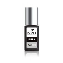 NYD Professional, UV/LED 2in1 Base&Top 10ml