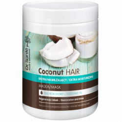 Dr. Sante, Hair Mask With Coconut Oil, 1000ml