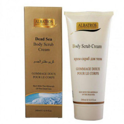Al Batros, Body Scrub, 200ml