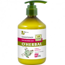 O'herbal, Conditioner, For Coloured Hair With Thyme Extract 500 ml