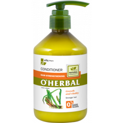 O'herbal, Hair strengthening conditioner with calamus root extract, 500 ml