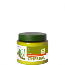 O'herbal,Hair Strengthening Mask,With Calamus Root Extract, 500ml