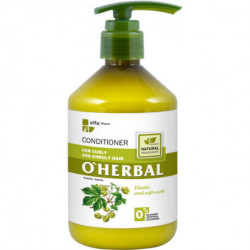 O'herbal, Conditioner, For Curly And Unruly Hair With Hops Extract, 500ml