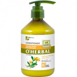 O'herbal, Volume Boost Conditioner For Fine Hair With Arnica Extract, 500 ml