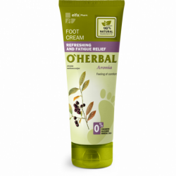 O'herbal,Foot Cream Anti-Fatigue
