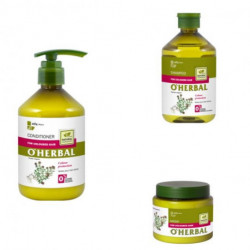 O'herbal,Set For Coloured Hair With Thyme Extract 500 ml