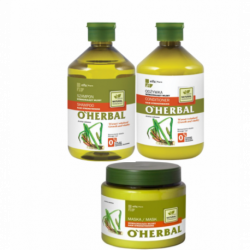 O'herbal,Hair Strenghening Set