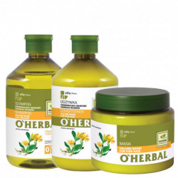 O'herbal, Volume Boost Set ,For Fine Hair