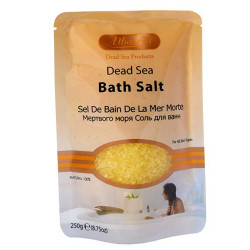 Al Batros, Bath Salt Bag, Lemon, 250g
