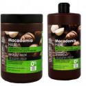 Dr. Sante Macadamia Oil & Keratin Shampoo And Mask 1000ml.