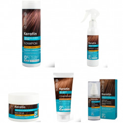 Dr. Sante Keratin, Arginine And Collagen Set