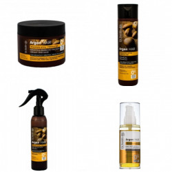 Dr. Sante Argan Oil & Keratin Set