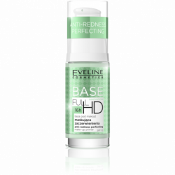 EVELINE BASE FULL HD ANTI - REDNESS PERFECTING MAKE - UP PRIMER