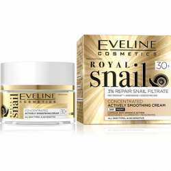 EVELINE FACE CARE ROYAL SNAIL 30+
