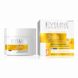 EVELINE SKIN CARE EXPERT - 3 OILS
