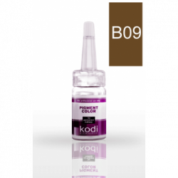 KODI EYEBROW PIGMENT - B09 (MEDIUM BROWN) 10 ML