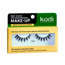 KODI STRIP FALSE EYELASHES NO. 1002
