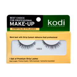KODI STRIP FALSE EYELASHES NO. 1003