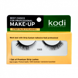 KODI STRIP FALSE EYELASHES NO. 1004