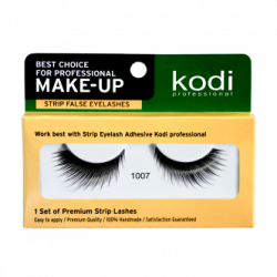 KODI STRIP FALSE EYELASHES NO. 1007