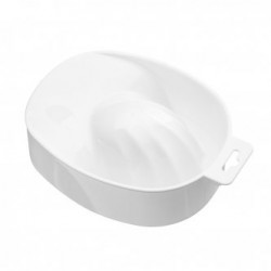 BOWL FOR MANICURE-WHITE