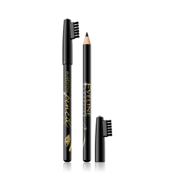 EVELINE EYEBROW PENCIL - BLACK