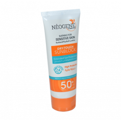Neogene sun protection for sensitive skin