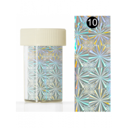KODI NAIL ART FOIL IN A JAR-10