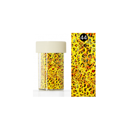 KODI NAIL ART FOIL IN A JAR-44