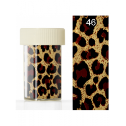 KODI NAIL ART FOIL IN A JAR-46