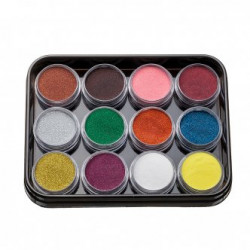 KODI COLORED ACRYLICS - G1 (12 PCS.)