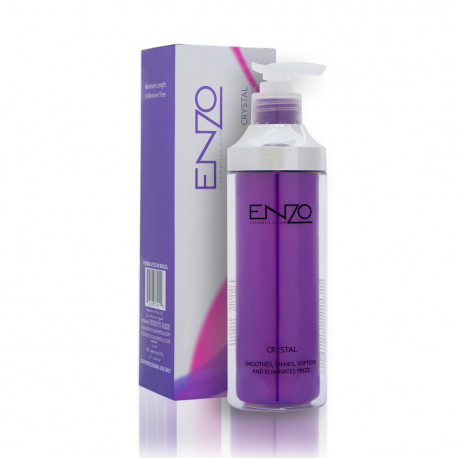 ENZO CRYSTAL (For Bright, Dry & Thin Hair) 800ml.