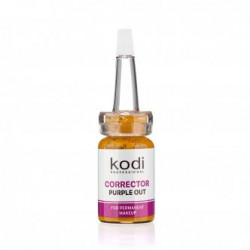 KODI COLOR CORRECTOR PURPLE OUT - 10 ML
