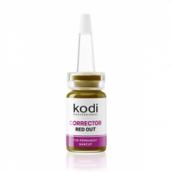 KODI COLOR CORRECTOR RED OUT - 10 ML