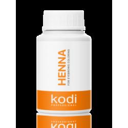 KODI HENNA FOR EYEBROWS COLORING (DARK-BROWN), 15G.