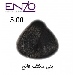 ENZO HAIR COLOR 5.00