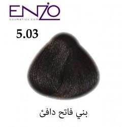 ENZO HAIR COLOR 5.03
