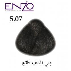 ENZO HAIR COLOR 5.07