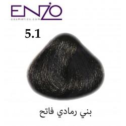 ENZO HAIR COLOR 5.1