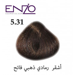 ENZO HAIR COLOR 5.31