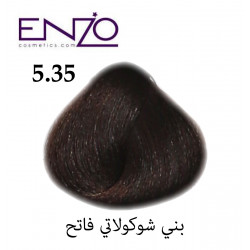 ENZO HAIR COLOR 5.35