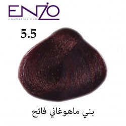ENZO HAIR COLOR 5.5