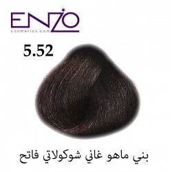 ENZO HAIR COLOR 5.52