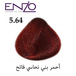 ENZO HAIR COLOR 5.64