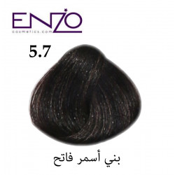 ENZO HAIR COLOR 5.7