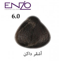 ENZO HAIR COLOR 6.0
